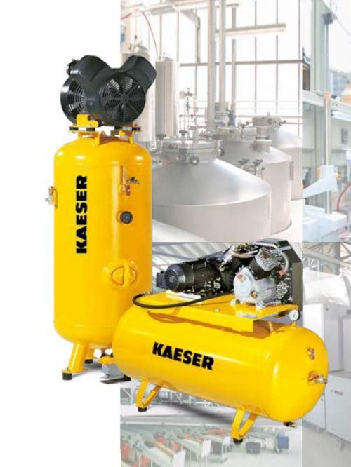 Compressori a pistoni Kaeser