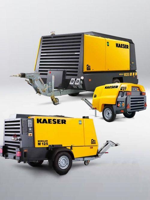 Motocompressori Mobilair Kaiser
